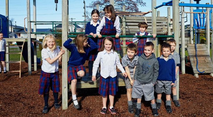 St Joseph's playground