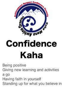 Confidence Kaha