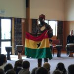 African Drummin
